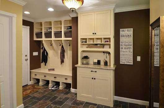 门厅鞋柜应该做多高?