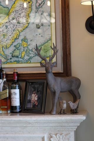个性家居 客厅装饰摆件效果图