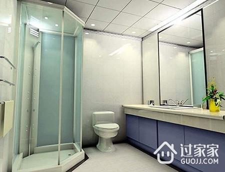 小户型卫生间设计 让您沐浴舒适畅心