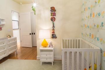 简约温馨设计效果图儿童房效果