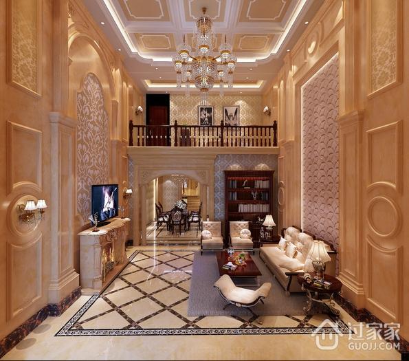 精致奢华欧式别墅欣赏