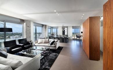 150平现代顶层豪宅欣赏