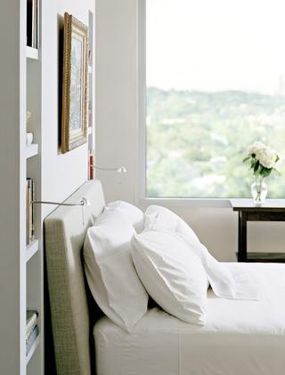 现代风格别墅效果套图卧室效果