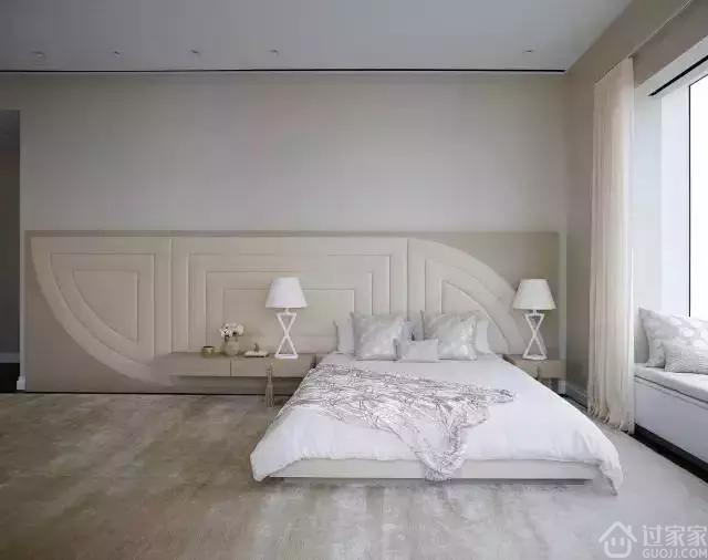 卧室背景还是白花花的一面墙?不知道怎么装饰背景墙不如看看这个...