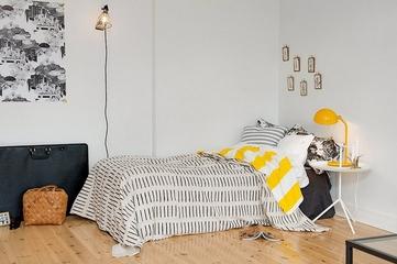 39平小户型住宅欣赏卧室
