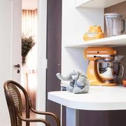 让人留恋的奢华公寓欣赏厨房局部