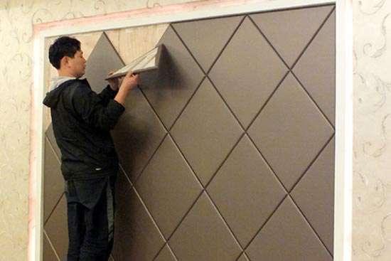 如软包墙面施工安排靠后,其修整软包墙面工作就比较简单.