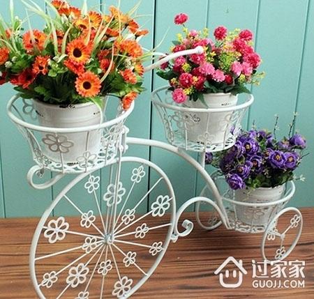 4种阳台花架材质任你选