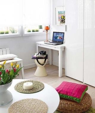 40平米紧凑小户型欣赏客厅效果