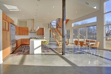 现代创意别墅套图厨房
