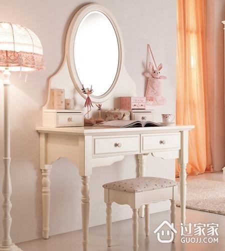 梳妆台的位置摆放技巧及清洁保养常识