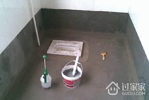 卫生间防水补漏堵漏做法及注意事项