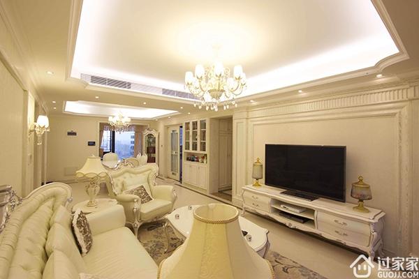 装修风格分享会——欧式风格客厅特点以及欧式风格设计理念