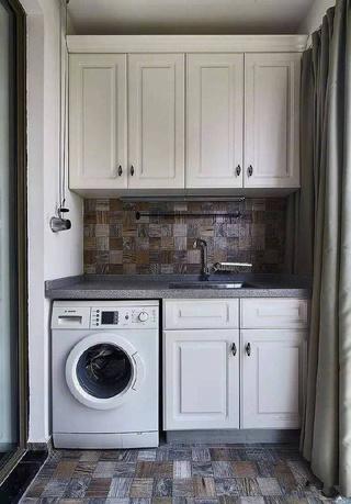 如果让我再装一次新房,我一定不会把洗衣机放这里!