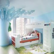 混搭设计波西米亚住宅欣赏卧室