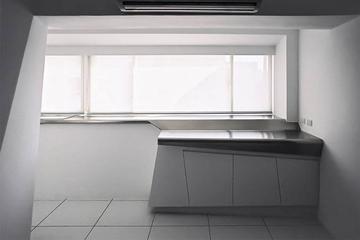 60平老宅翻新欣赏厨房陈设