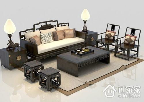 什么是中式沙发?中式沙发有哪些分类?