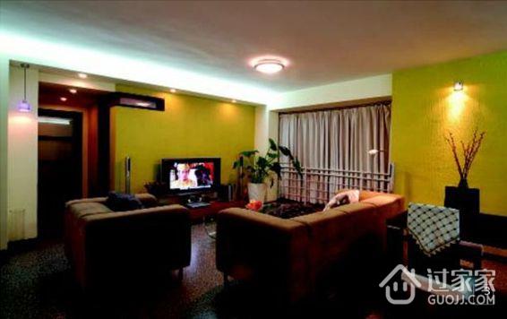 装修实景 42平方米一室一厅小户型装修