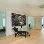 现代简约风格客厅过道套图欣赏