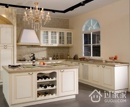 厨房装修:整体橱柜尺寸选择