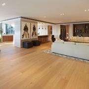现代风格设计图客厅全景