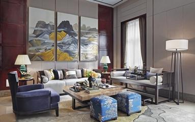 30万元169平全包装修 打造四居室新古典风