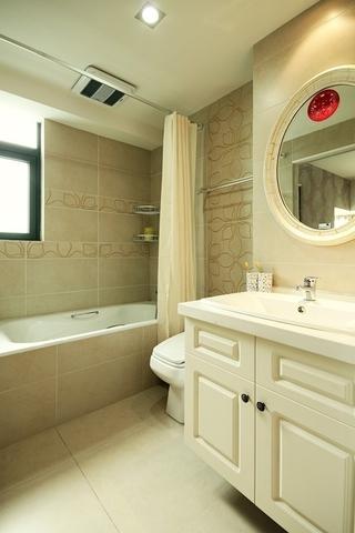 温馨婚房 简约风格卫生间装修效果图