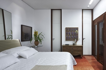东南亚风格别墅卧室设计