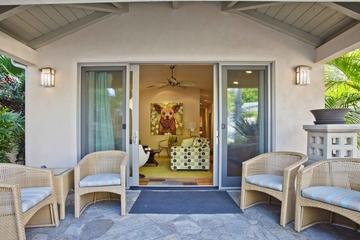 美式风格装饰别墅套图庭院设计