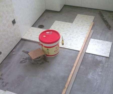 地砖铺贴方法 地砖铺贴要点