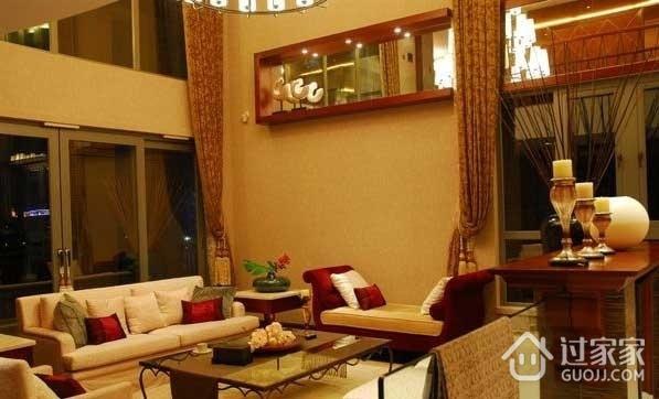 中式风格复式楼欣赏
