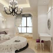 118平新古典三居室欣赏卧室灯饰