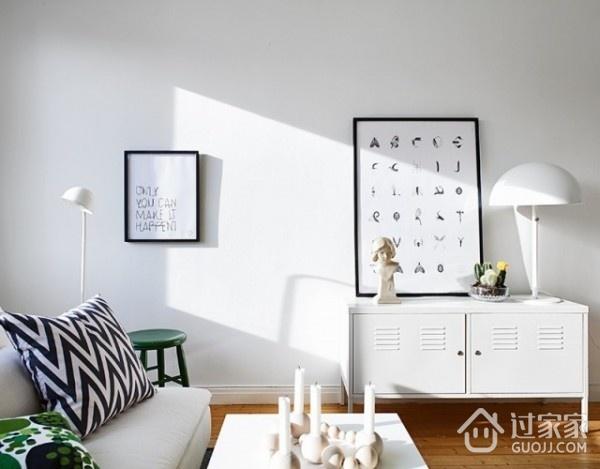 43平简约一居室住宅欣赏