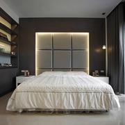 简约禅意复式楼欣赏卧室效果