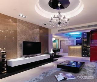家庭装修电视柜的设计