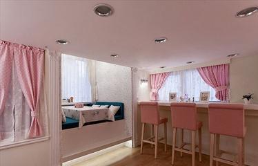 粉丝住宅小一居欣赏卧室