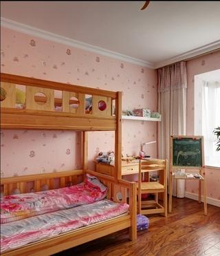 简欧温馨住宅三居欣赏卧室