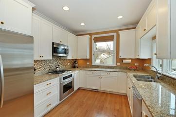 田园风格复式效果套图欣赏厨房