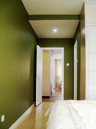 多彩简约温馨空间欣赏卧室局部设计