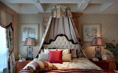 混搭时尚风情住宅欣赏卧室效果