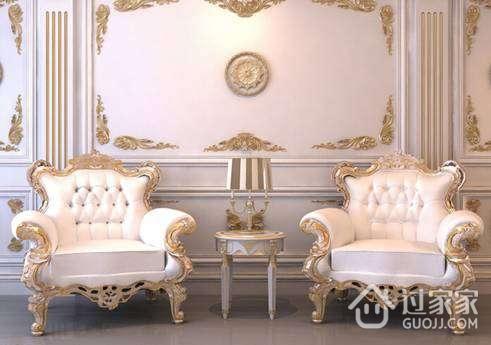 古典欧式风格的特点及构成因素