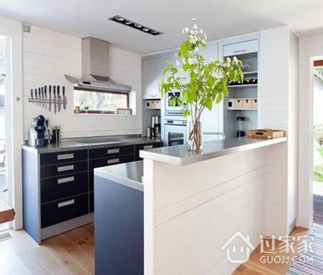 小户型整体厨房装修技巧
