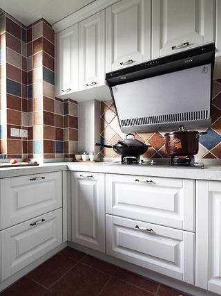 浪漫小户型混搭风欣赏厨房