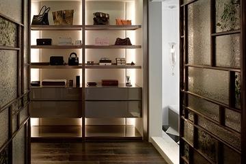 现代奢华装饰效果图欣赏陈设柜