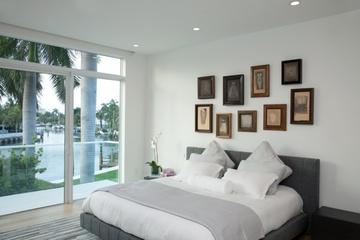 简约风格图片卧室