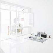 36平极简主义设计欣赏客厅效果