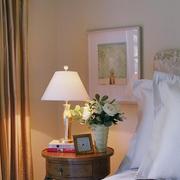 欧式别墅套图欣赏卧室床头灯