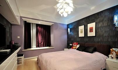 舒适现代美居欣赏卧室