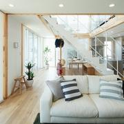 117平日式风格别墅欣赏客厅效果