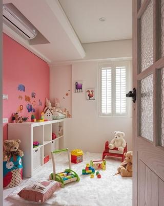 95平美式三居室欣赏儿童房